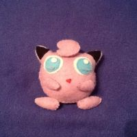 Jigglypuff Plush by Myklor