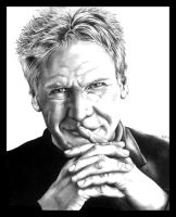 Harrison Ford by Edhelmor