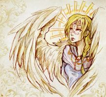 The wings of Sun  - Ashni by Reliah