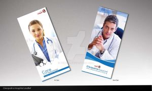 cliopatra hospital leaflet by fedo86