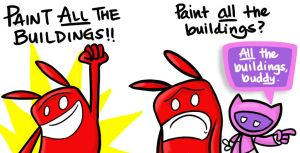 Paint All The Buildings by pickles-4-nickles