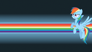 Rainbow dash backround 1600x900 by kakashio8