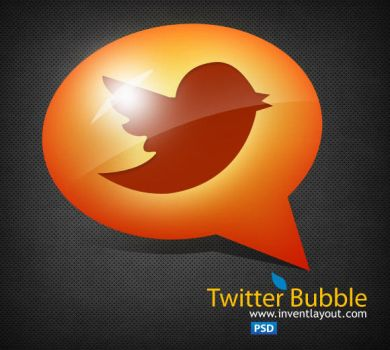 Twitter Speech Bubble - inventlayout.com by atifarshad