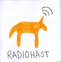 radio horse by froet