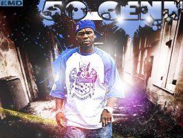 50 CENT 2012 by emdesignotr