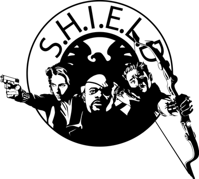 S.H.I.E.L.D by Mad42Sam