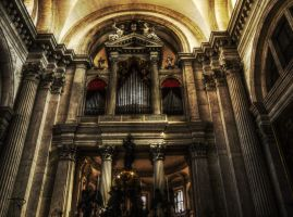 HDR Church in Venice by AlopexXx