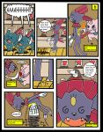 PMDE comic mission 2-page 6 by augustelos