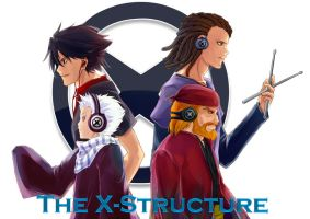 _The X-Structure_ by Lightning-Spirit