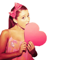 Ariana Grande Png 2 by dishaeditions