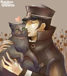 Devil Summoner - Raidou+Gouto by shinjyu