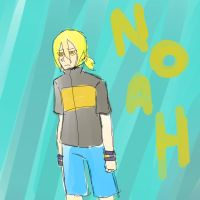 AU Noah? by TsundereSymmetry