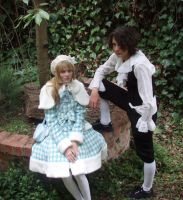 Angelic Pretty and Gentleman by kissmykandi