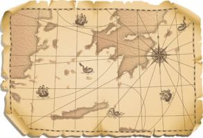 old map vector 2 by DIGITALWIDERESOURCE
