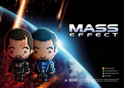 Mass Effect by i605