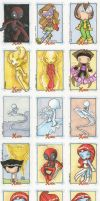 x-men archives 8 by katiecandraw