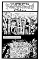 Fungi From Yuggoth: The Lamp 1 by Tillinghast23
