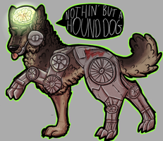 aint nothin' but a hound dog by hellhoundly