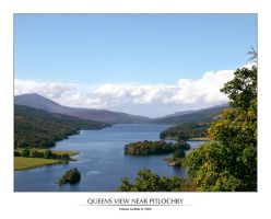 Queens View near Pitlochry by denise-g