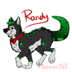 Randy-Contest-Entry by KTPPaws143