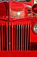 Fire Truck:  Ford by basseca