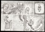 Zombie Years Pencils Issue 2 by FWACATA