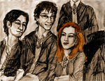 The Marauders in Part by onyx-the-conqueror