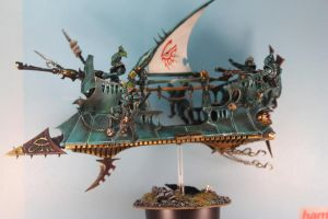 Dark Eldar by Insuppressible