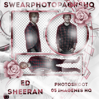 Pack PNG 226: Ed Sheeran by SwearPhotopacksHQ