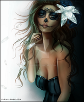 SugarSkull 2 by xMLBx