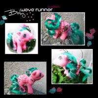 Custom MLP Baby Wave Runner by Snuzzle