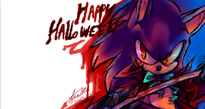 Happy Halloween by f-sonic