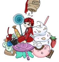 Have you had your Gaara today? by gummypocky