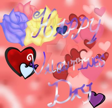 Happy Valentines Day by AngelenShadows