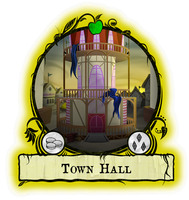 Town Hall - Gameboard by Konsumo