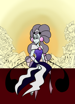 IP Pageant June: Tare by Cartoonfanatic92