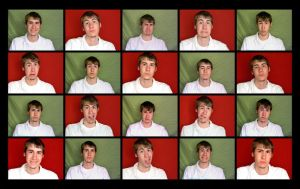 Many Faces Of Me by DerrickNiehaus