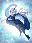 Don't be such a witch, Icy! by Qba016