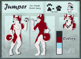 Jumper Reference Sheet by WindWo1f