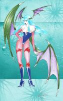 morrigan basic by IslaAntonello