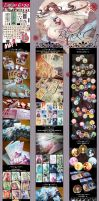 Japan Expo 2013 -Products- by auroreblackcat