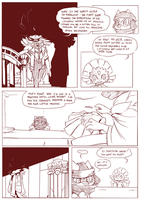 A Path to the Desert - page 8 by ChillySunDance