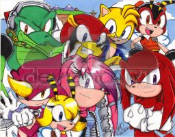 .:TEAM CHAOTIX:. by NinjaHaku21