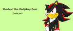 Shadow the hedgehog base by MaddeReadsMinds
