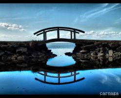 a small bridge by Carnaga