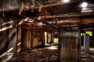 HDR Desolate by Nebey