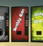 Breaking Point SA - Vending Machines by LeviaDraconia