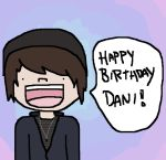 Happy Birthday Dani! :) by GiggleGhost
