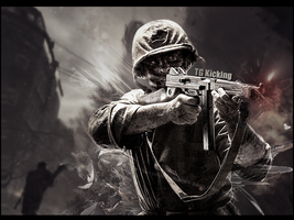 CoD Wallpaper by TGTrigger