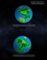 Tocha: Humanity's First Colony by BrandonHill